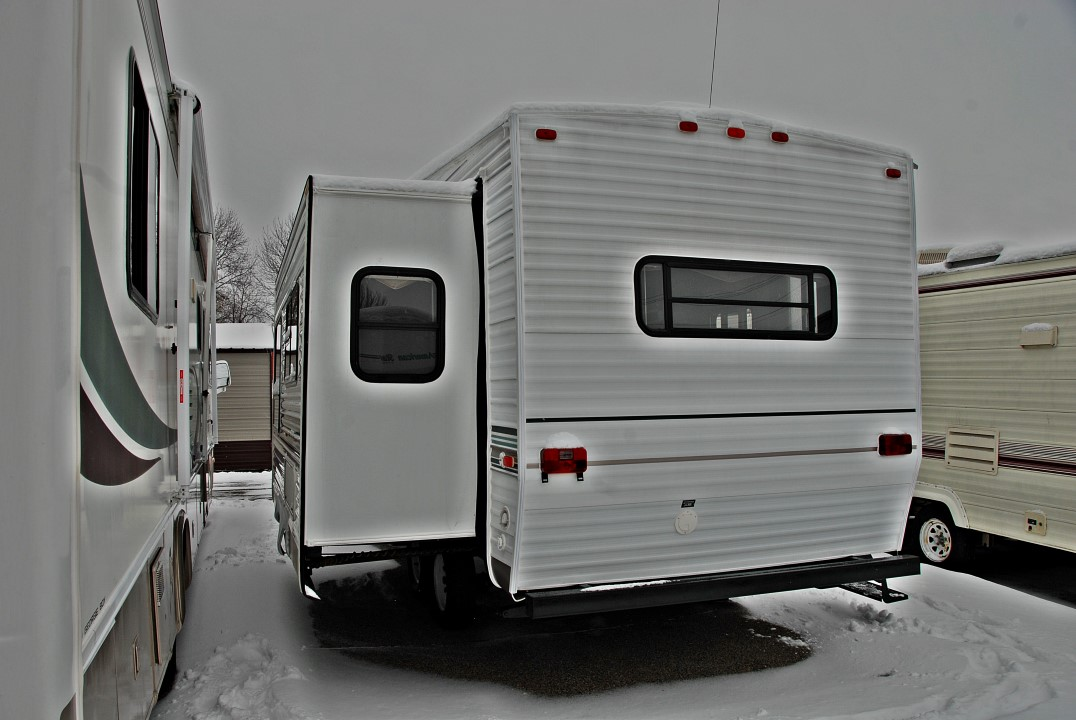 2001 Forest River Wildwood 25rlss Fifth Wheel