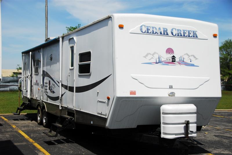 Cedar Creek Travel Trailer