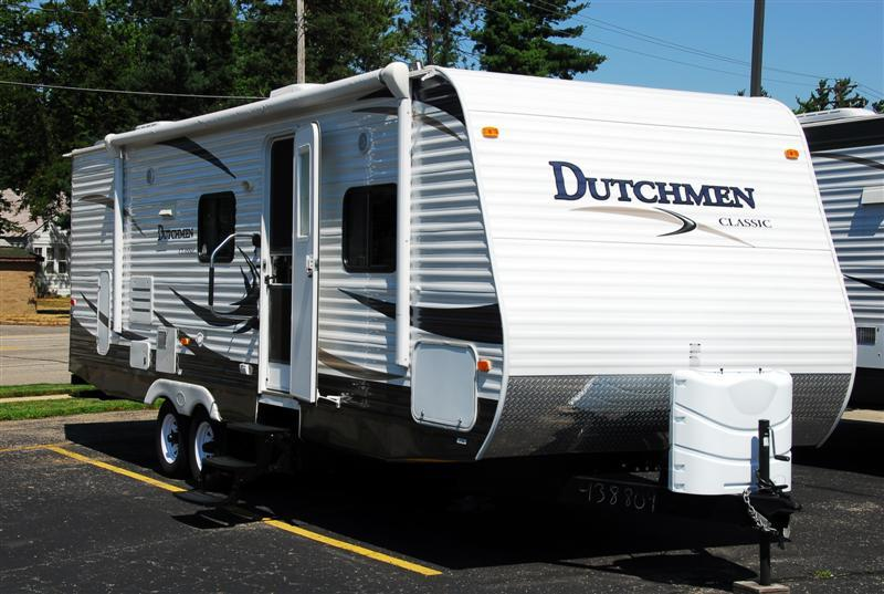 Pre-Owned Travel Trailers